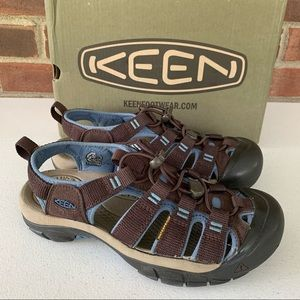 KEEN Newport h2 Women's Washable sandals brown